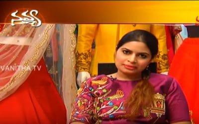 Fashion Designer Studio Deepthi Ganesh | Success Story | Navya | Vanitha TV