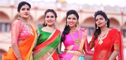 Designer Traditional Outfits for Wedding in Hyderabad