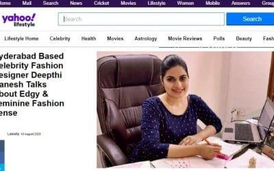 Yahoo Lifestyle News About Deepthi Ganesh