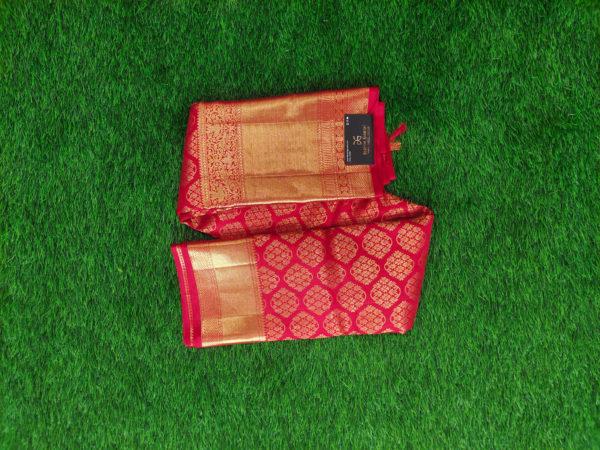 Kanchivaram Color - ROSERED